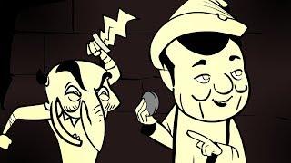 (animierte) D&D5e Die Wahrsager, die zu wenig wusste