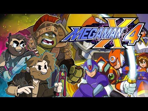 Megaman X4 The Trivia Starts Again | Beard Bowl