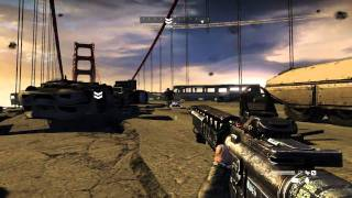 Homefront Mission 7 Golden Gate Walkthrough HD, 720p