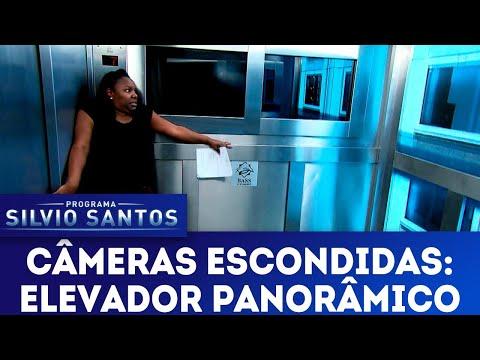 Elevador Panorâmico - Panoramic Lift Prank | Câmeras Escondidas (06/05/18)
