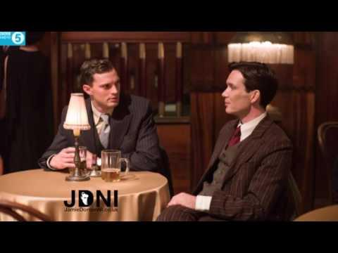 Jamie Dornan & Cillian Murphy - BBC Radio 5 Live (2.09.16)