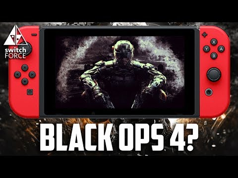 Let's Talk About Call of Duty On Switch! [Black Ops 4 Rumor]