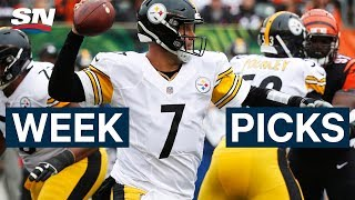Week 7 NFL Picks and Survivor Selections   Against The Spread