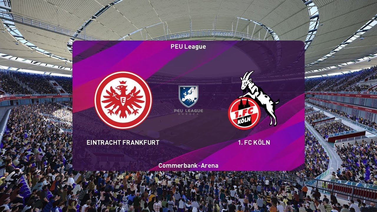 Köln Gegen Frankfurt 2021