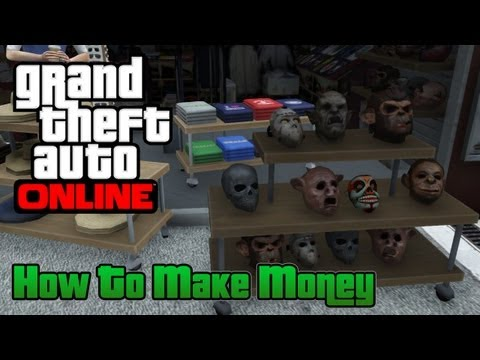gta 5 online how to get money