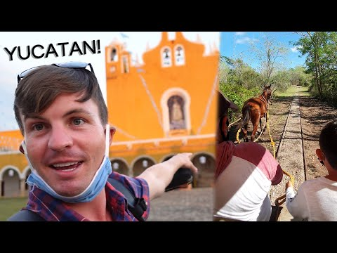 YUCATAN VLOG - Why You Need to Travel Here (Mexico in 2021)