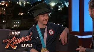 Youngest Snowboarding Champion Red Gerard on Winning Olympic Gold thumbnail