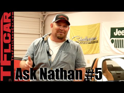 Ask Nathan #5: What Cars & Trucks Do We Own & Drive?