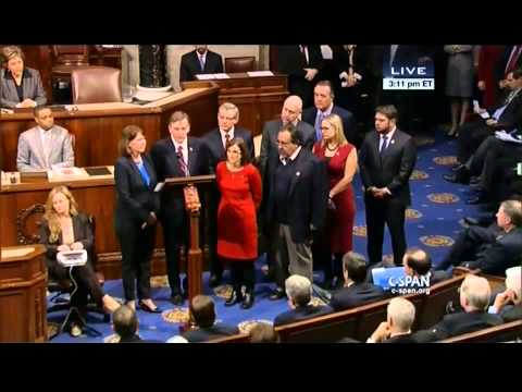 Arizona Members Hold Moment of Silence for Kayla Mueller