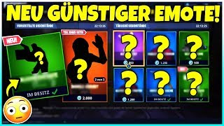 😍 NEW GÜNSTIGER EMOTE! ✅ In the shop today: Astronaut skin, emote & more! - Fortnite Battle Royale