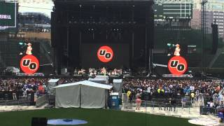 Urge Overkill - Take Me (Live at Wrigley Field) - Chicago, IL - 8.29.15