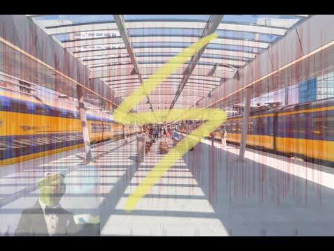 vuile stroomleiding Utrecht Centraal