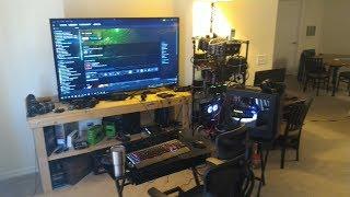 My Current Setup: Vega FE Rig + 14 GPU Ether Miner