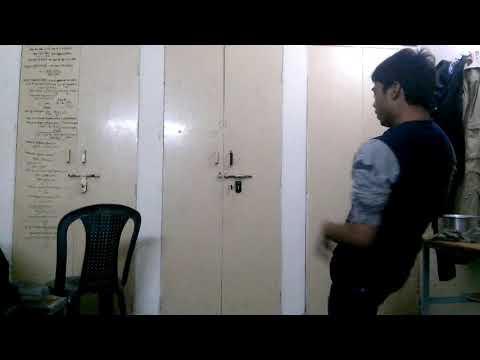 Dharmesh sir as Hrithik Roshan