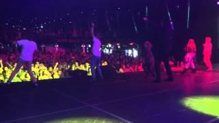 [CamRip Live] Джинсовые мальчики и Рома Жуков - Папа Рома [11-10-2014 Ray Just Arena]