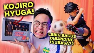 HYUGA MUSUHNYA KAPTEN TSUBASA! LEBIH BAGUS MANA??   KOJIRO HYUGA DASIN MODEL 1/12 UNBOXING & REVIEW