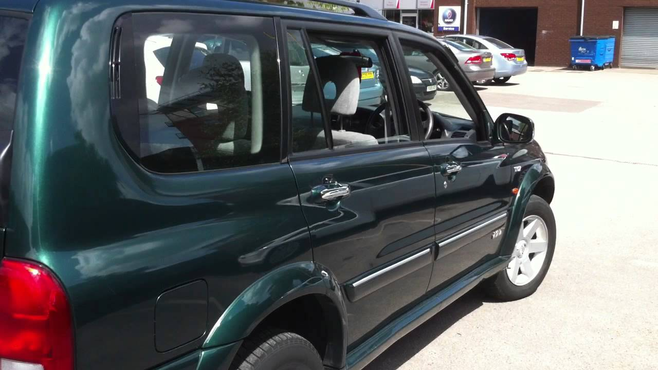 2004 suzuki xl 7 reviews - Suzuki Grand Vitara 2 7 V6 Xl 7 5dr 7 Seats Green