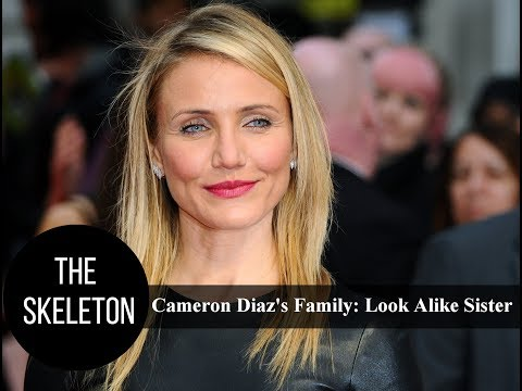 Cameron Diaz's Family: Look Alike Sister Mp3