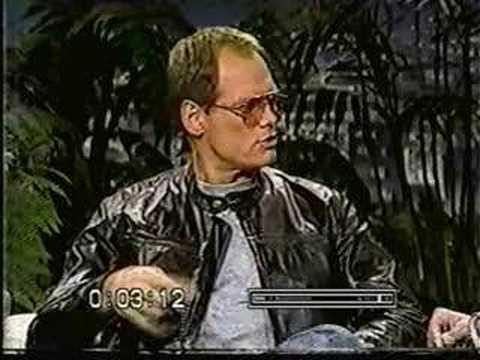 Fred Dryer-Hunter-Tonight Show
