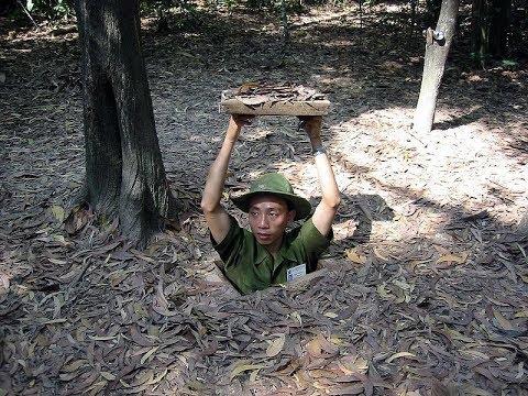 Подземный мир Вьетнама