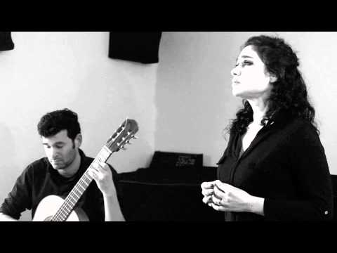 "Dido's lament from ""Dido and Aeneas"" (Purcell) Rinat Shaham / Nadav Lev"