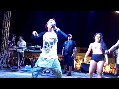 MC Tróia de Recife - Balança Balança ao vivo em Bayeux