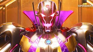 Ultron Sigma Is A God! - Marvel Vs Capcom Infinite: Story Mode Walkthrough Part.1