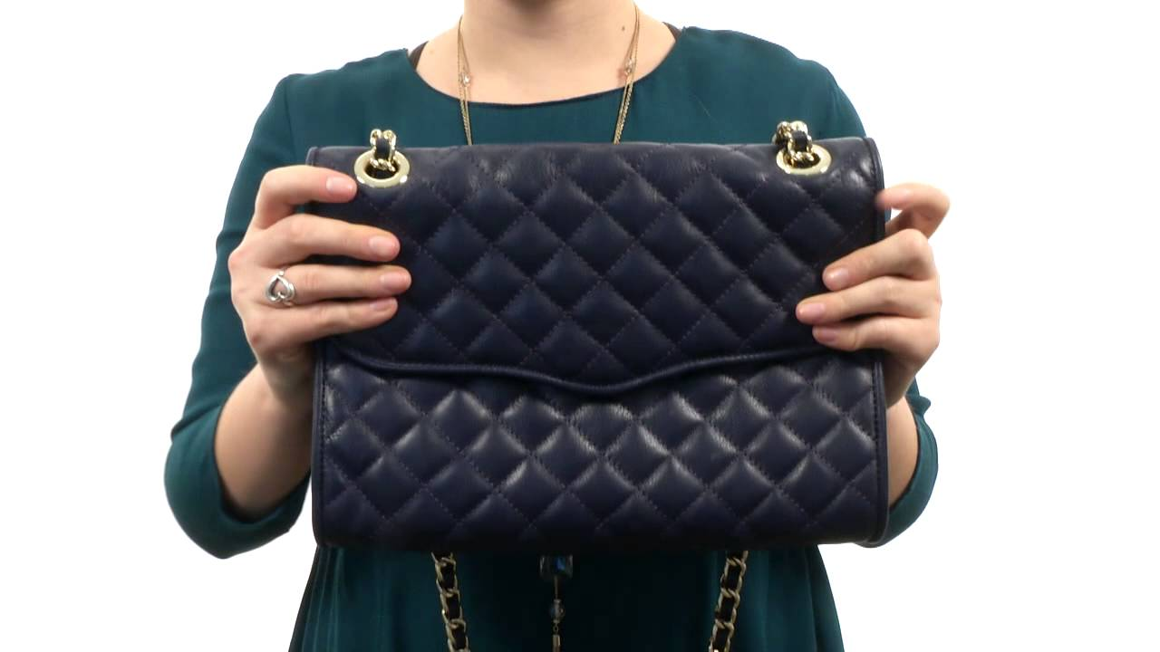 Rebecca Minkoff Quilted Affair SKU:7974257 - YouTube : quilted affair rebecca minkoff - Adamdwight.com
