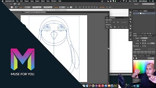 SVG Draw Widget | Muse-Themes Audio Hover | Muse For You(In this video tutorial I create a home page with the SVG Draw Widget, and the Muse-Themes audio hover widget. I also use Adobe Illustrator in this video tutorial., 2015-07-13T23:01:25.000Z)