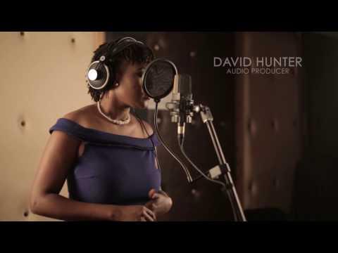 Lydia Ndwiga - Kwake Ni Salama (In Christ Alone Cover)