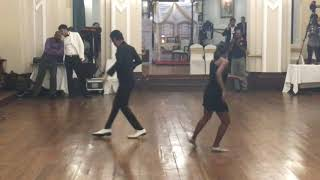 Salsa Dance Performance