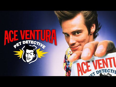 Jim Carrey's First Big Film: Ace Ventura Pet Detective – Cinemassacre Rental Reviews — Cinemassacre