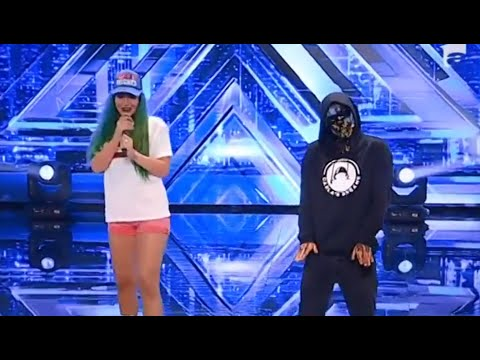 """Prestaţie de excepţie la X Factor! Carla's Dreams & Andreea - """"Sub Pielea Mea"""""""