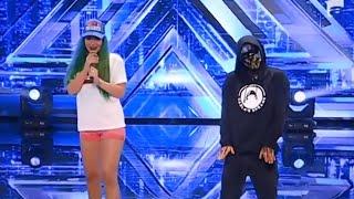 Prestaţie de excepţie la X Factor! Carla