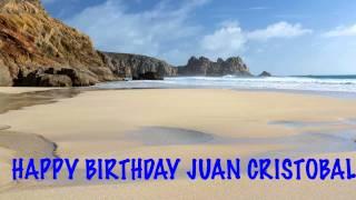 JuanCristobal   Beaches Playas - Happy Birthday