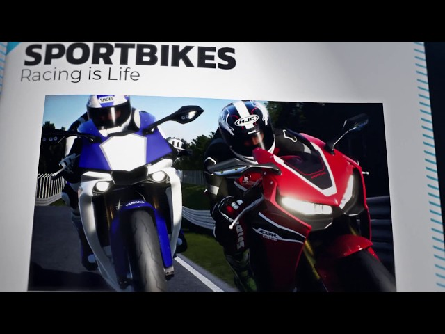 RIDE 3 - The Motorcycle Encyclopedia Trailer