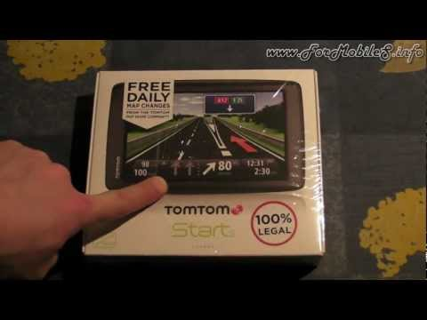 Tomtom GPS Start 60 Europe 45 GPS Europe (45 Pays)