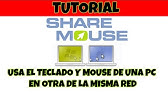 ShareMouse v4 0 42 pro Cracked By Abo Jamal - YouTube