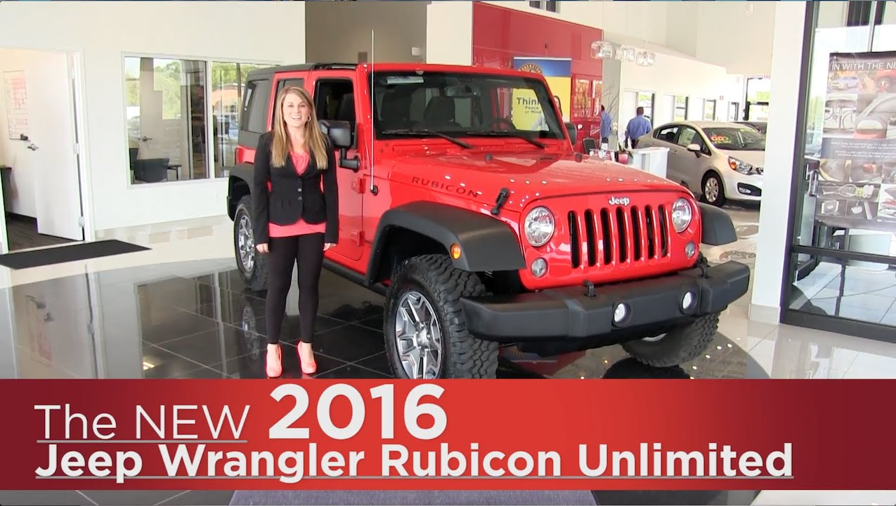 the new 2016 jeep wrangler rubicon elk river coon. Black Bedroom Furniture Sets. Home Design Ideas