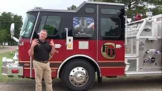Sunbelt Fire and the Canton, Mississippi E-ONE Custom Pumper