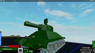Plane Crazy | T-34-85 | Roblox