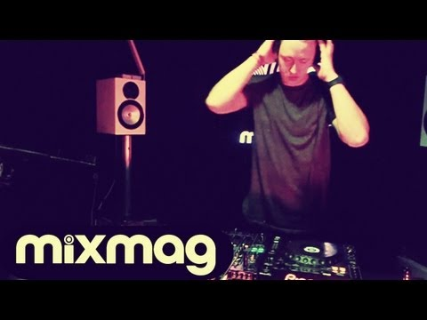 Maribou State deep future garage house DJ mix in The Lab LDN