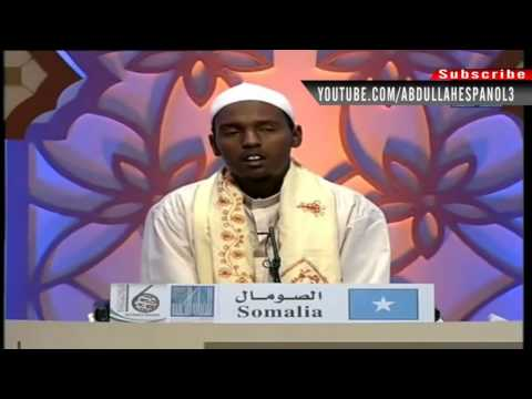 [HD] [Finland and Somalia ] 2012 Dubai International Quran Competition