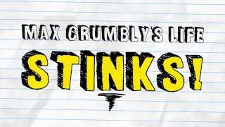 The Misadventures of Max Crumbly Book Trailer