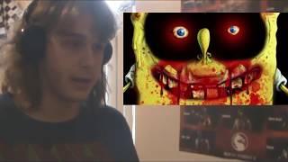 Reaction #33: YouTube Poop - Slendybob gets fired up (REVISED)