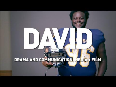 David: Drama And Communication, Media + Film