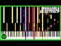 IMPOSSIBLE REMIX - Jeopardy Theme