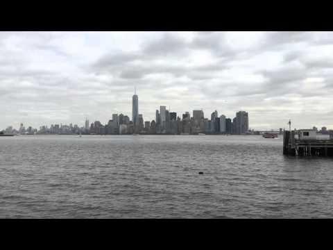 Statue of Liberty & Manhattan