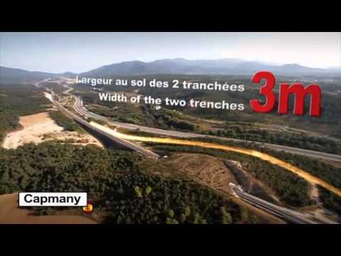 Inelfe -- France-Spain electrical interconnection (EN)
