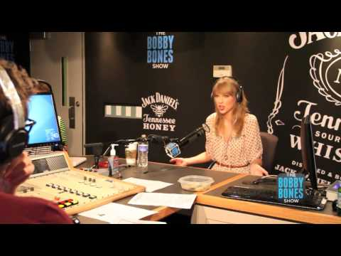 Taylor Swift Nashville FM Interview